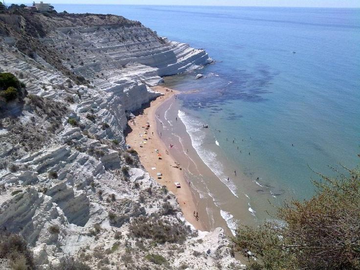 Spiaggia Scala dei Turchi Realmonte - Agrigento