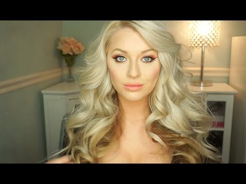 Pleasant 1000 Ideas About Curling Wand Hairstyles On Pinterest Wand Hairstyle Inspiration Daily Dogsangcom