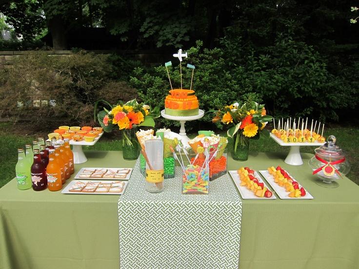 Graduation Table II | Graduation Cakes and Party Ideas | Pinterest