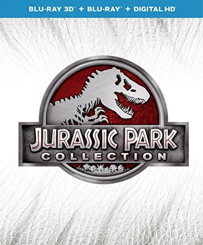 Jurassic Park Collection - All 4 Movies, Including Jurassic World (Blu-ray 3D + Blu-ray + Digital HD) Universal Studios http://smile.amazon.com/dp/B00ZJ2GRZ6/ref=cm_sw_r_pi_dp_qLWkwb0421Y77