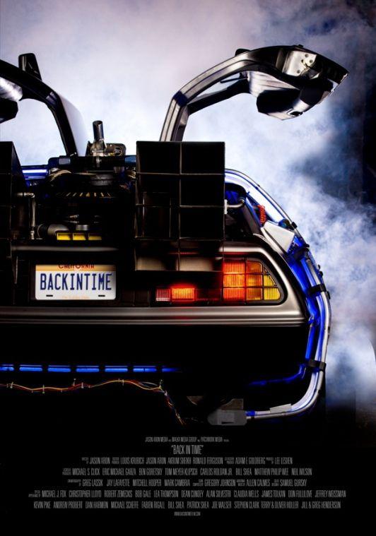 Back in Time : Enfin un trailer pour le documentaire qui fête les 30 ans de Retour vers le futur
