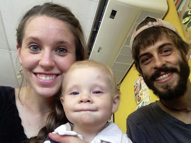 Photo of Jill Duggar's Baby Causes Crazy Uproar: Jill Duggar's latest baby photo brings out the judgy parents