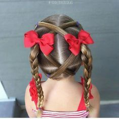 Latest Hairstyles For Women | Hairdos For Toddlers With Long Hair | Easy Little Girl Hairdos 20190827 - August 27 2019 at 04:58PM