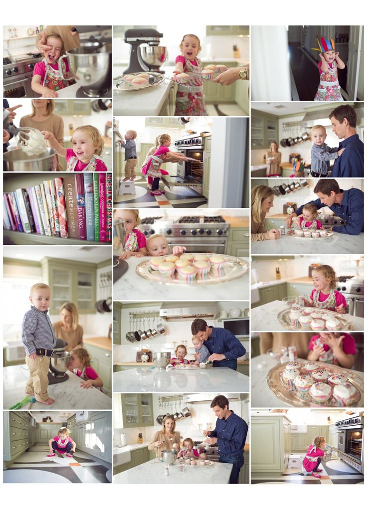 ADORE this kitchen floor - Kelly Garvey Photography | cupcakes. houston lifestyle photographer