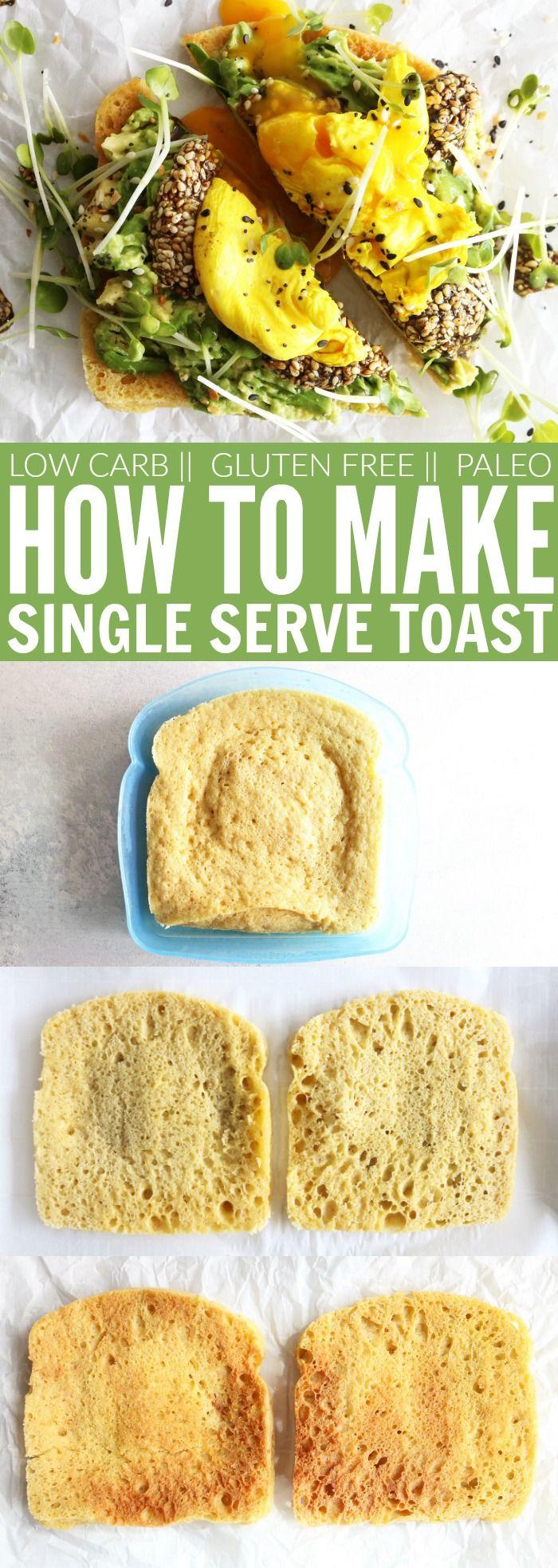 Single Serve Toast