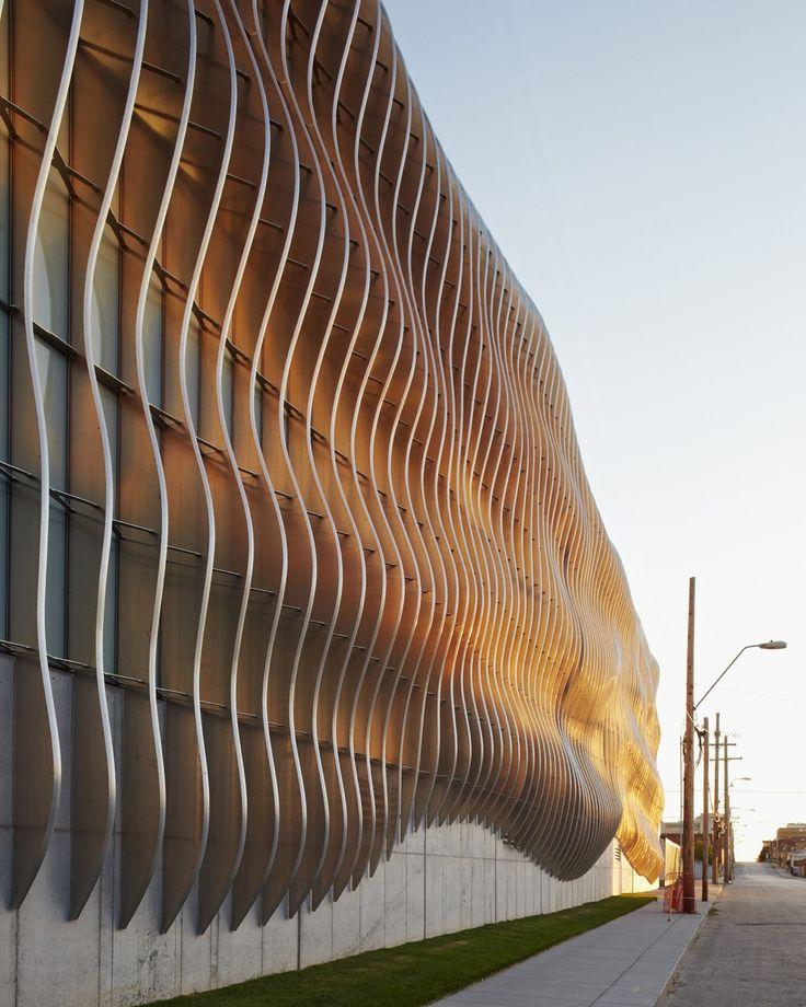 Zahner Factory Expanison | Crawford Architects