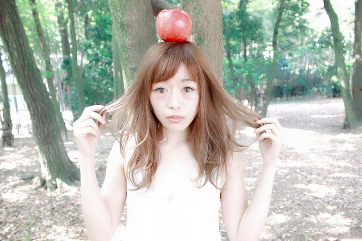 リンゴガール♡