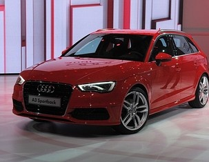 This is the near future according to Audi, where an A3 hatchback can do 188mpg. The A3 e-tron concept will make its debut at the Geneva Motor Show, demonstrating the capabilities of plug-in hybrid technology.