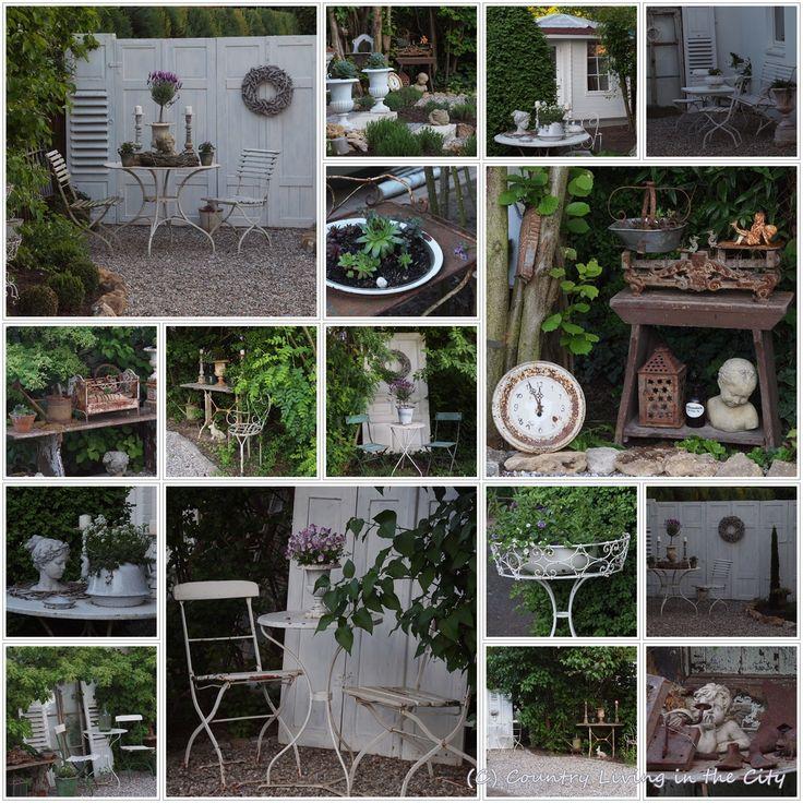 91 besten garten bilder auf pinterest bauerng rten g rtnern und schabby schick. Black Bedroom Furniture Sets. Home Design Ideas