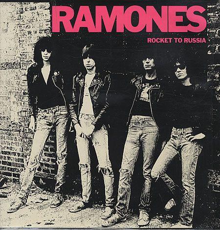 The Ramones!   (**,) gotta love em!!