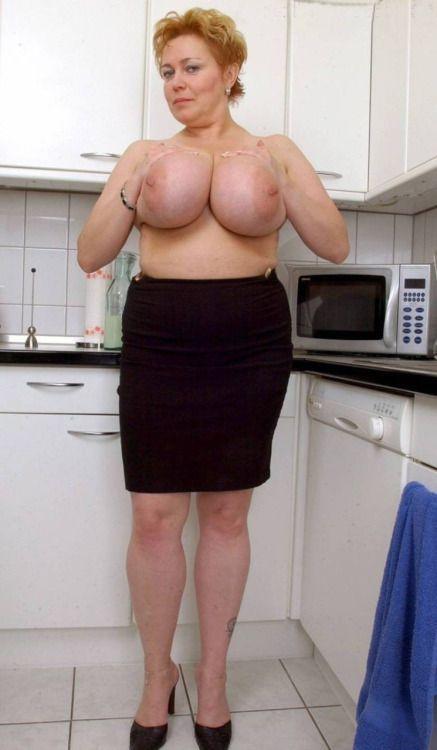 большие груди зрелые фото