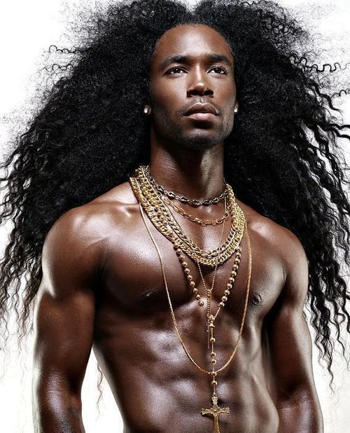 Ladies post the biggest, most bodacious hair pics you can find. From big afro, big curly, long textured and long full straight hair. Men In Black, Handsome Black Men, My Black Is Beautiful, Gorgeous Men, Handsome Guys, Gorgeous Hair, Simply Beautiful, Black Girls, Curly Hair Styles