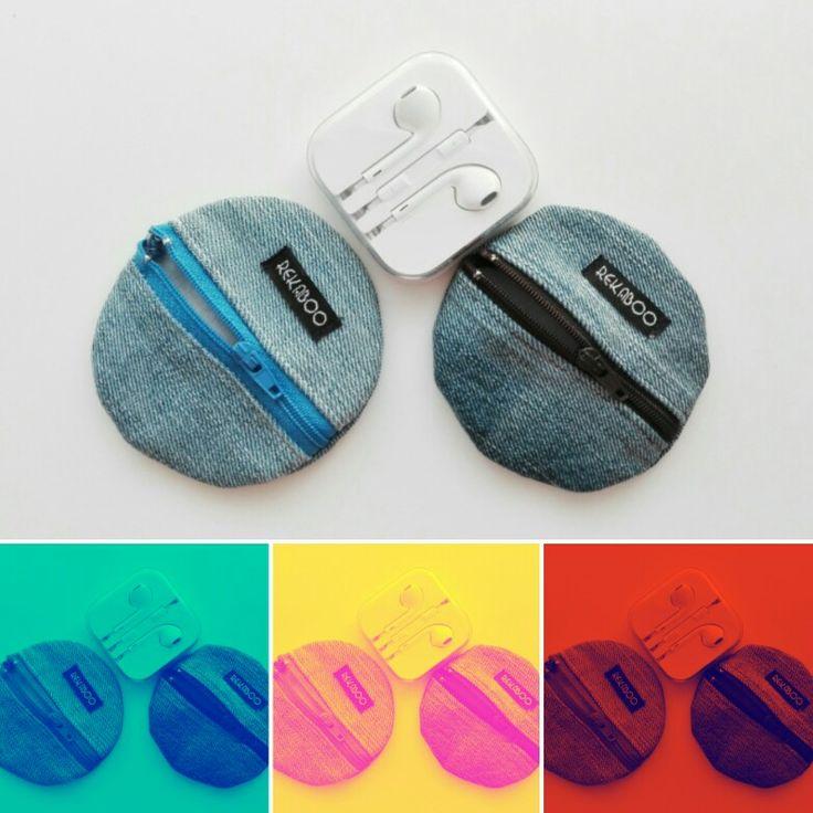 Pop Art headphone cases by Rekaboo