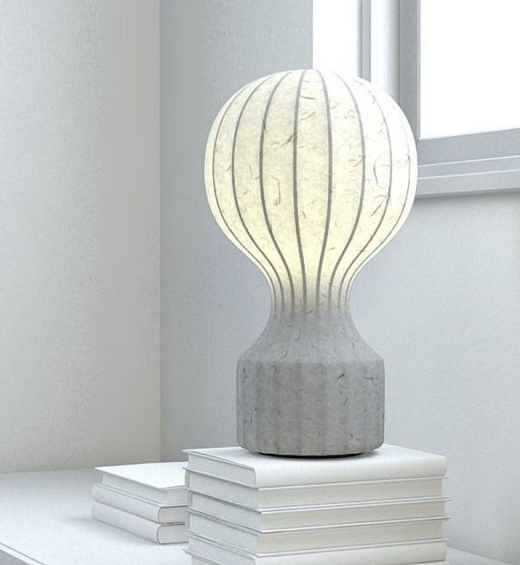 CMF We Like / Lamp / Paper / Lightweight / Bulp Shape / At LeManoosh :