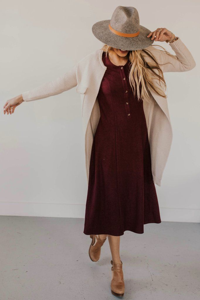 Long Sleeve Knit Cardigan | ROOLEE