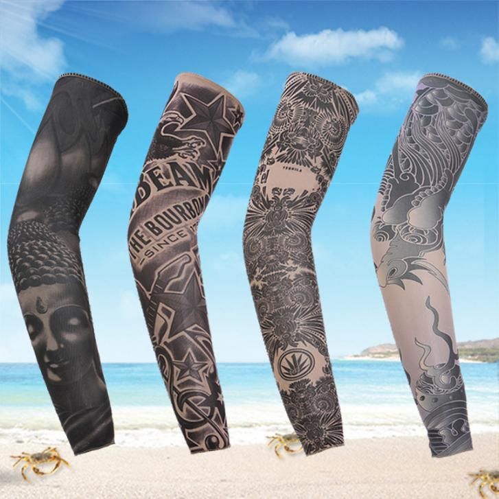 1 pc Man Tattoo Arm Warmers Fashion Punk UV Tamporary Tema Tatuagem Falsa Mangas Aquecedores Elasticity Tattoo Oversleeve #electronicsprojects #electronicsdiy #electronicsgadgets #electronicsdisplay #electronicscircuit #electronicsengineering #electronicsdesign #electronicsorganization #electronicsworkbench #electronicsfor men #electronicshacks #electronicaelectronics #electronicsworkshop #appleelectronics #coolelectronics