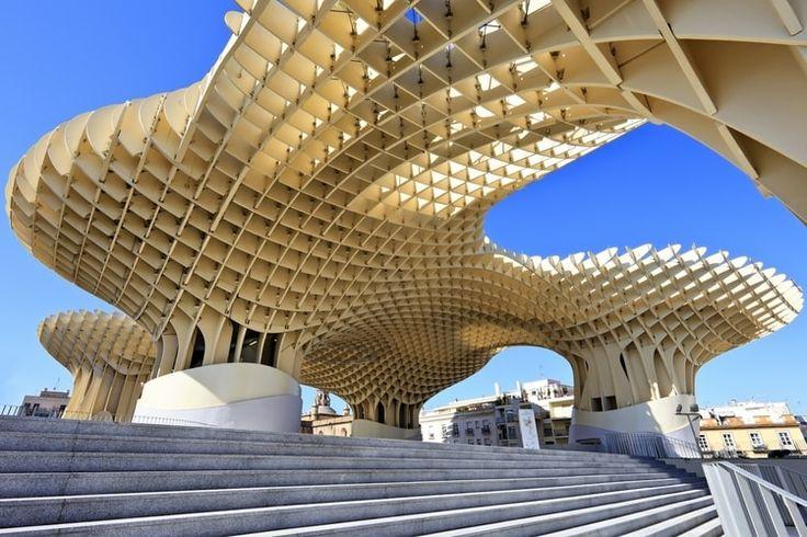 Le Metropol Parasol de Séville, un mirage urbain