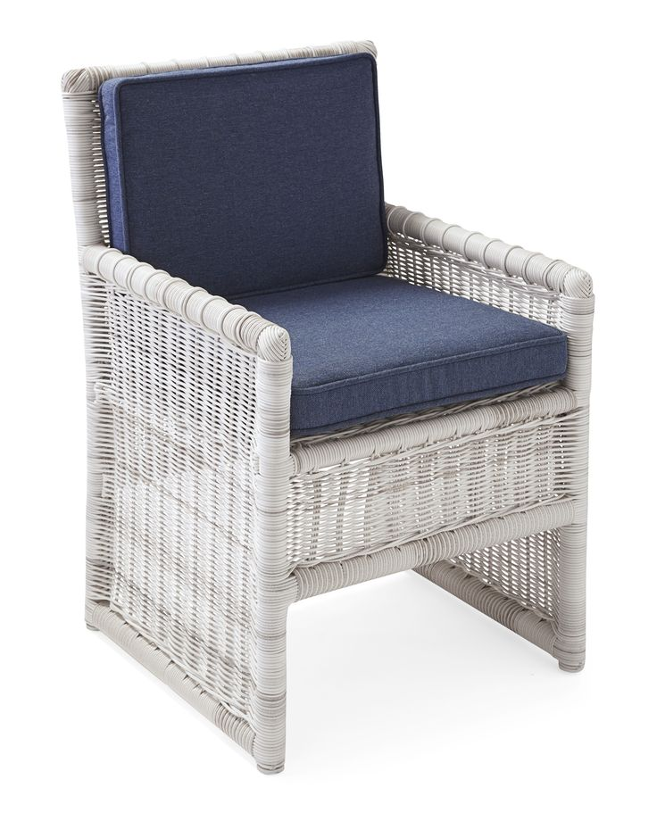 Pacifica Dining Chair Via Serena U0026 Lily | We Like Our Outdoor Furniture To  Look Good