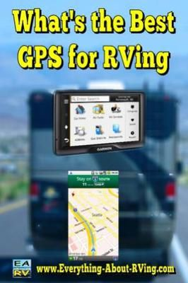 what is the best gps for rving answer hi thanks for submitting your question on our ask an rv. Black Bedroom Furniture Sets. Home Design Ideas