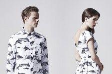 Базовая одежда Binary – униформа для безупречной пары  http://tutdesign.ru/cats/fashion/15509-znaj-nashih-bazovaya-odezhda-binary-uniforma-dlya-bezuprechnoj-pary.html  #russiandesign, #binary, #fashon, #pattern, #madeinrussia