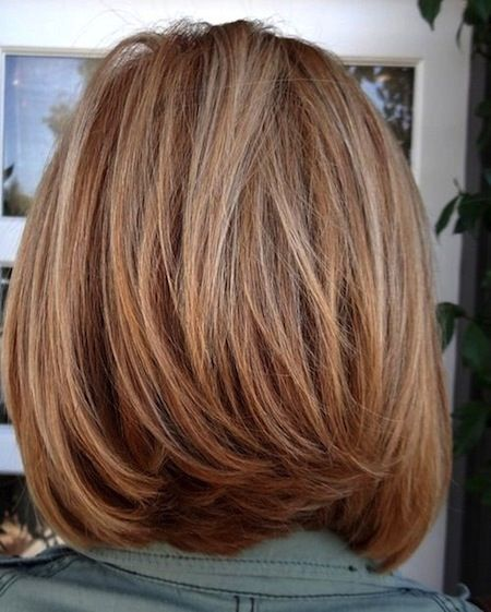 17 Irresistible Medium Bob Hairstyles for 2015 Pictures