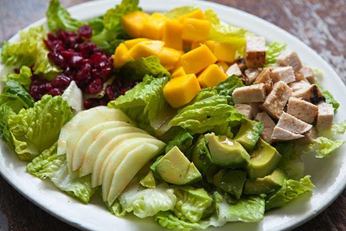 7 best recetas saladas recipes images on pinterest fresh salad recipes salad and cooking. Black Bedroom Furniture Sets. Home Design Ideas