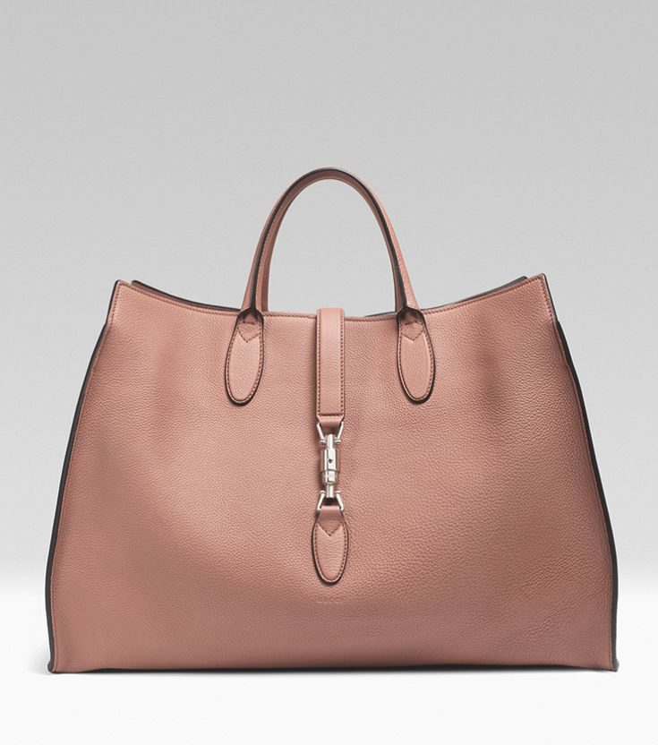Gucci leather top-handle bag from Women's Bags September 2014