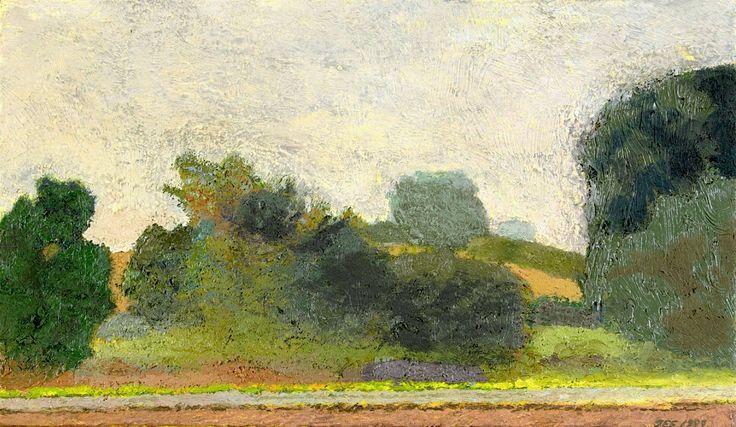 JOHN-E FRANZÉN b. 1942 Landscape...