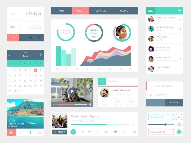 Weekly Free Resources for Designers and Developers [December 16,2013]