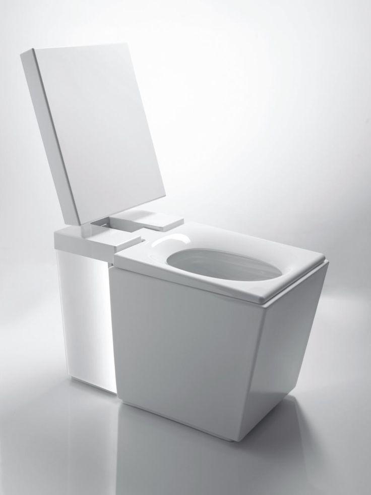 32 best BATHROOMS - Toilets images on Pinterest   Bathrooms decor ...