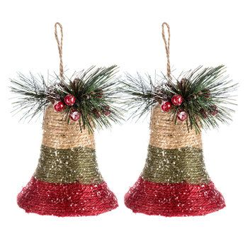 Bell Decoration Stunning 96 Best Bells Images On Pinterest  Christmas Ideas Christmas Review