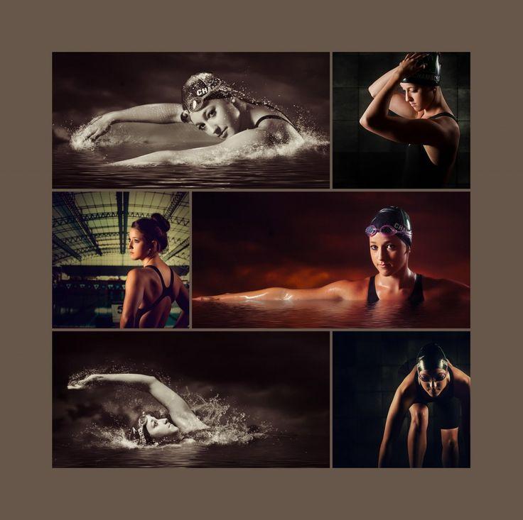 High School Senior Swim Portraits | The Woodlands, Tomball, Spring, and Magnolia Senior Photographer » Silver Image Photography