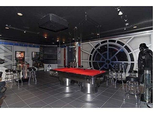 Listing of the Week: A bit of the 'Star Wars' universe in Indiana (photo credit: Zillow) http://nbcnews.to/RkQfYJ