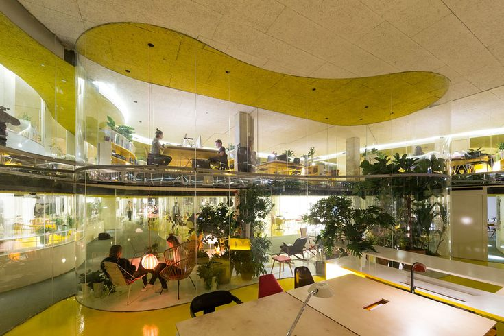 Selgas Cano > Second Home. London, UK | HIC Arquitectura