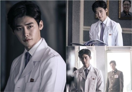 "Lee Jong Suk as Park Hoon in ""Doctor Stranger"""