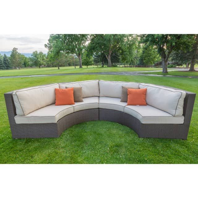 Best 25+ Outdoor Sectional Ideas On Pinterest | DIY Patio Furniture 2x4,  Patio Furniture Ideas And Patio Seating