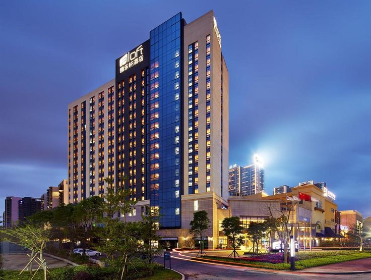 Dongguan Aloft Dongguan Dynamic Town China, Asia Set in a prime location of Dongguan, Aloft Dongguan Dynamic Town puts everything the city has to offer just outside your doorstep. The hotel offers a wide range of amenities and perks to ensure you have a great time. Free Wi-Fi in all rooms, 24-hour security, convenience store, daily housekeeping, laundromat are on the list of things guests can enjoy. Guestrooms are designed to provide an optimal level of comfort with welcoming ...