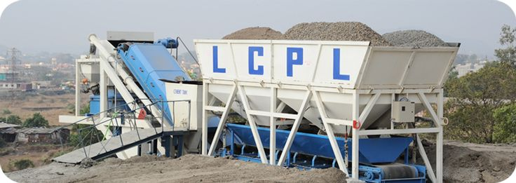 This concrete batching plant is substantial energy saving. It is easy to maintain and high accuracy weighing system.