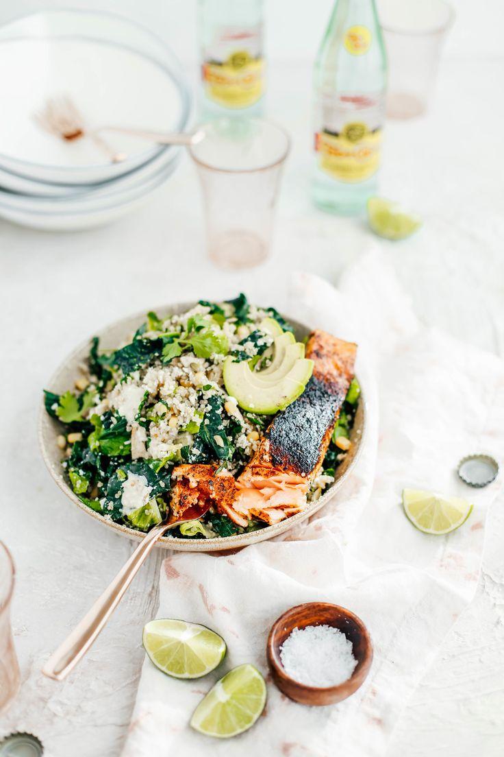 Fantastisch Geschlagenen Küche Kale Salat Zeitgenössisch - Ideen Für ...