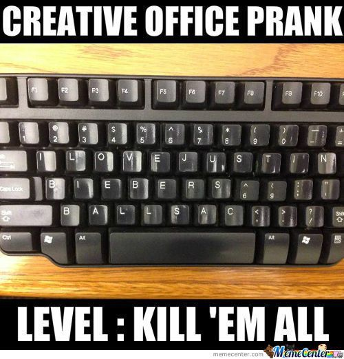 Creative Office Prank     #Meme #FunnyMeme