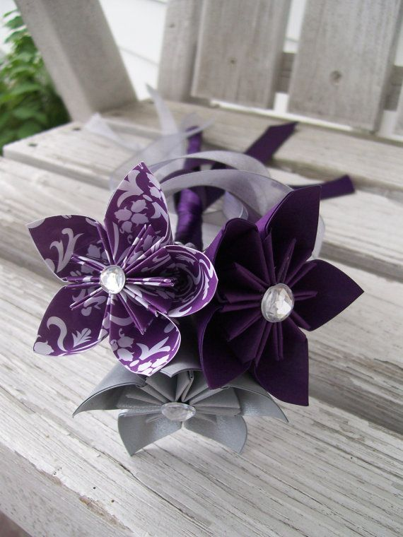 120 Best Kusudama Origami Flowers Images On Pinterest Origami Flowers Pape