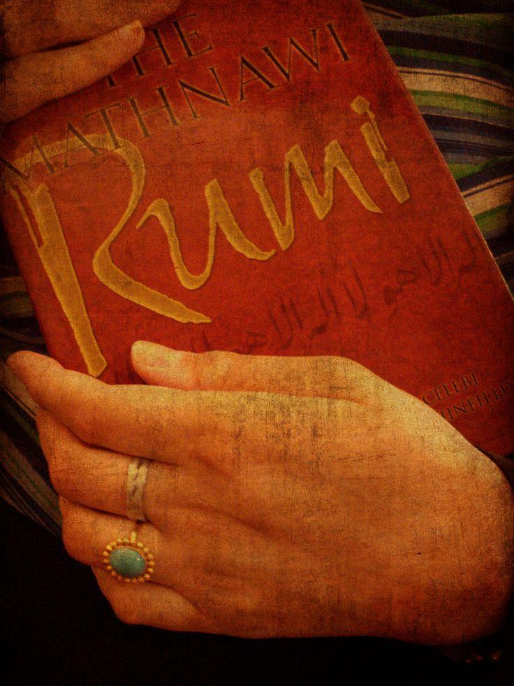 Jalal al-Din Muhammad Rumi, the celebrated Persian Sufi saint and poet.