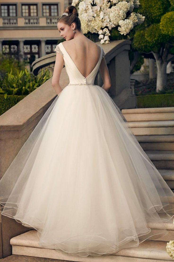 Casablanca Bridal Wedding Dress Style 2167 Wedding