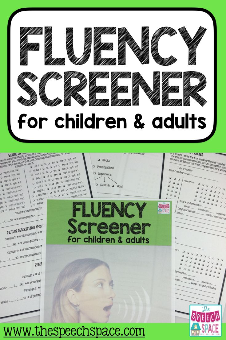 I know that stuttering assessment tools can be hard to come by. To make screening and assessment easier for me, I created my own tool  t...