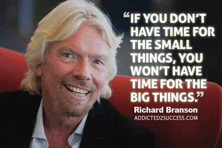 Richard Branson is an English business magnate, founder of  Virgin Group, which controls more than 400 companies. He started building his dream of becoming an entrepreneur at tender of 16 when he l…