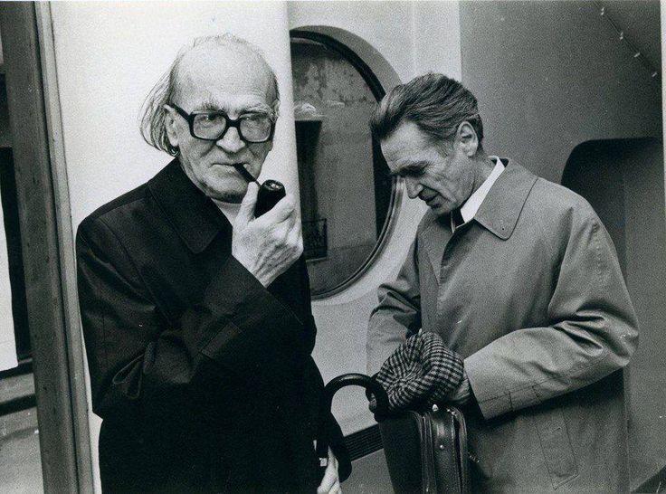 Mircea Eliade and Emil M. Cioran
