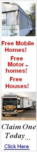 Free Mobile Home Free Motorhomes Free Houses on