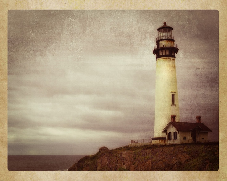 Photograph The Lighthouse by John Hennigan on 500px