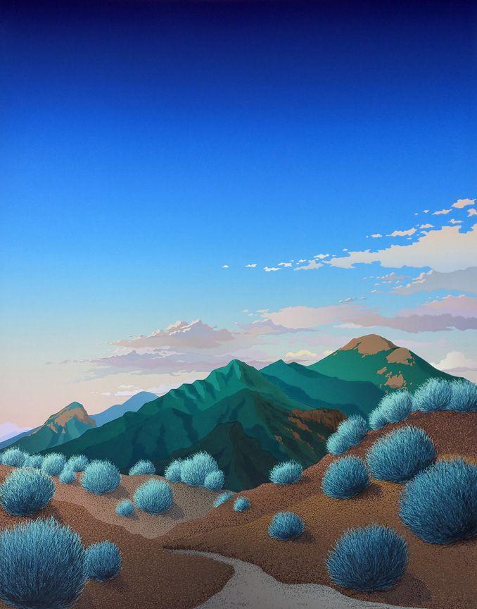 """Doug West """"Taos"""""""