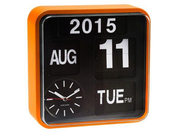 flip clock 25mm